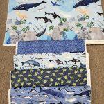 Oceans Away clothworks fabric