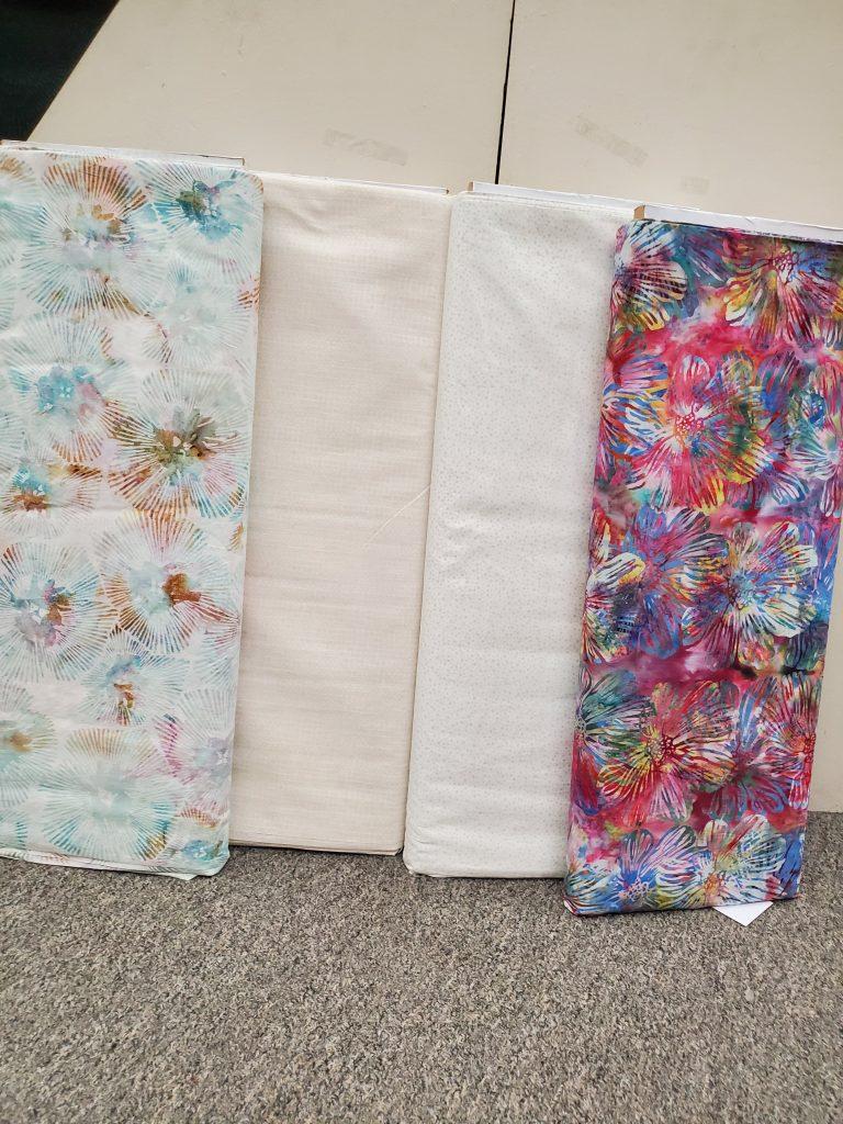 Hoffman Batiks fabric